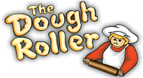 The Dough Roller logo