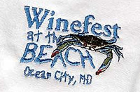 Winefest at the Beach in Ocean City, MD