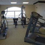Breakers Hotel Fitness Center in Ocean City, MD on the Boardwalk