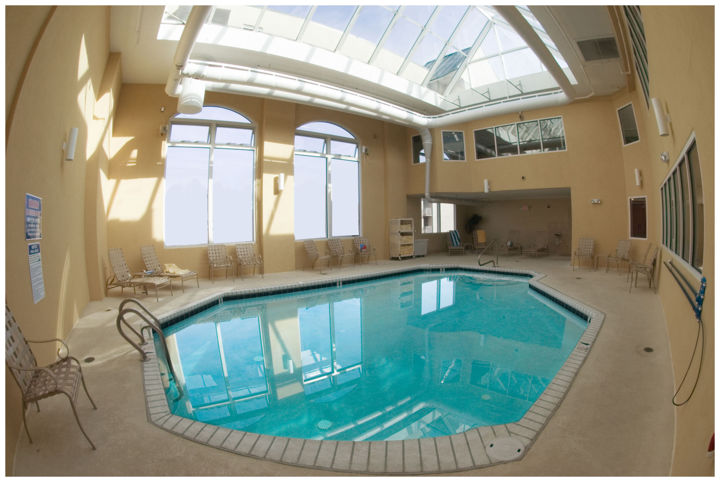 Breakers Hotel Indoor Pool In Ocean City Md On The Boardwalk